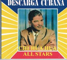 Descarga Cubana Chihuahua All Stars    BRAND NEW SEALED CD