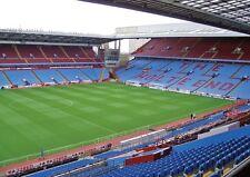 Aston Villa Villa Park The Holt End POSTER