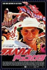 "FEAR AND LOATHING IN LAS VEGAS Movie Poster [Licensed-New] 27x40"" Theater Size J"