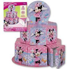 Disney MINNIE MOUSE ~ Favor Boxes Table Centerpiece Decoratio  ~ Birthday Party