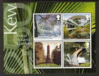 GB 2009 Commemorative Stamps~Kew Gardens~M/S~Unmounted Mint Set~UK