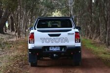 Toyota Hilux Revo Rugged X Tailgate Decal