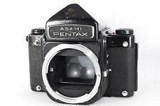 Pentax 6X7 67 Eyelevel Finder Medium Format Body Only [Excellent] from JAPAN
