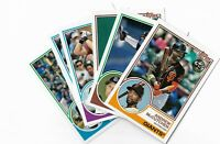 2018 Topps Update 1983 35th Anniversary Insert U Pick From List #1-45 SP