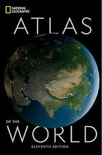 National Geographic Atlas of the World Eleventh Edition, National Geographic,  H