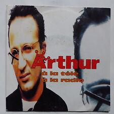 ARTHUR A la télé a la radio 8700047 Emission TV