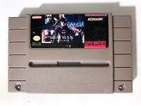 Batman Returns - Super Nintendo SNES Game - Tested - Working - Authentic!