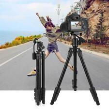Flexible 4-Sections Camera Tripod +Ball Head for Canon Nikon DSLR Digital Camera