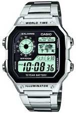 Casio Digital Multifunction World Timer AE-1200WHD-1AVEF Watch - 8% OFF!