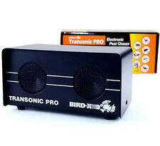 Bird-X Transonic Pro Ultrasonic Deterrent Pest Repellent Electronic Repeller