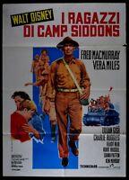 Manifesto I Niños Por Camp Siddons Vera Miles Fred Macmurray Walt Disney M182