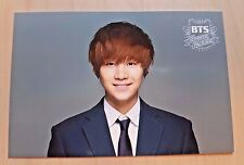 BTS 2014 summer package Suga PHOTO CARD official limited and very rare / MWAVE