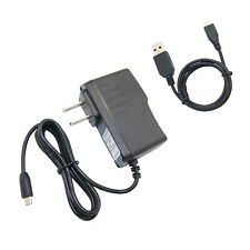 AC/DC Wall Charger Power Adapter + USB PC Cord For Archos Internet Tablet 70b