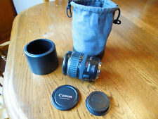 Canon EFS 28 mm -135 mm f/3.5-5.6 IS USM - Black