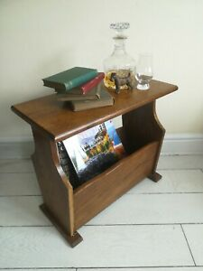 Magazine Rack Side Table Coffee Lamp Table Heavy postage available