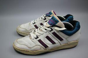 ADIDAS ATP Tour Vintag 80s-90s Made in Indonesia Men's Tennis Sneaker Sz US 11