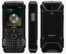 Sonim XP5 XP5700 4GB Black Verizon Rugged Phone with WiFi Feature and PTT