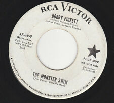HALLOWEEN 45 RPM BOBBY PICKETT ON RCA RECORDS  (PROMO) - SOUND CLIP AVAILABLE