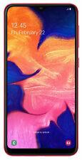 Samsung Galaxy A10 A105F 32GB Dual Sim RED ITALIA