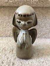 Howard Pierce PRAYING ANGEL  Vintage CA Pottery  MCM