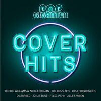 POP GIGANTEN: COVER-HITS  2 CD NEU