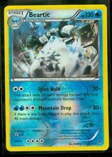 Pokemon BEARTIC 22/111 - XY Furious Fists RARE Rev Holo MINT!