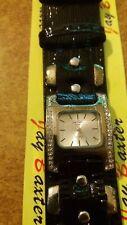 orologio donna Jay Baxter - bracciale pelle b738 - strasse - elegantissimo