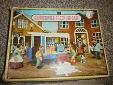 Camberwick Green Jig Saw - 15 large pieces on thick board - Gordon Murray