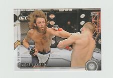 Michael Chiesa UFC 2015 Topps Chronicles#167
