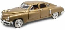 Tucker Torpedo 1948 Gold 1:18 Model LUCKY DIE CAST