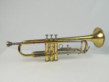 Jupiter Trumpet JTR-600N with Mouthpiece Sounds Good brass finish ships today!