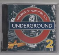 New York City Underground Best of Volume 2 CD We Like To Party, Cuba Libre