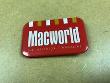 PIN: Apple Computer Macintosh Macworld -- Authentic