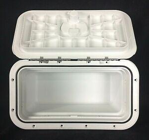 Innovative Product Solutions 8 x 14 Polar White Boat Glove Box (529-035)