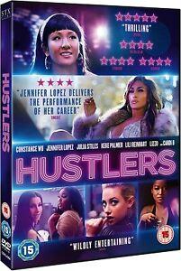 HUSTLERS - DVD - NEW & SEALED b