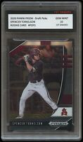 SPENCER TORKELSON 2020 PANINI PRIZM 1ST GRADED 10 ROOKIE CARD RC DETROIT TIGERS