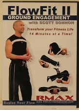 Flow Fit II Ground Engagement with Scott Sonnon DVD martial arts fitness workout