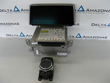 BMW F46 Navigationssystem NBT DVD Bordmonitor Controller i-Drive Touch
