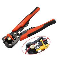 Professional Automatic Wire Striper Cutter Stripper Plier Terminal Crimping Tool
