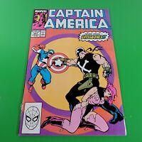 1989 Marvel Comics: CAPTAIN AMERICA Never Cross...CROSSBONES! Late NOV #363