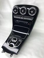Mercedes Benz W253 W205 Complete Centre Control Set Console Set Block Trim Dash