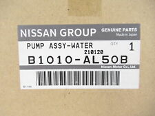 Genuine OEM Nissan Infiniti B1010-AL50B Water Pump Assy