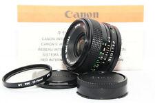 CANON FD 28mm 2,8 Obiettivo Grandangolo x Reflex A-1 AE-1 F-1 |Anche x Digitali|