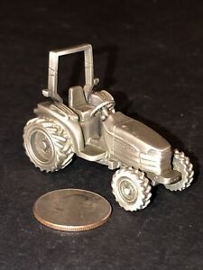Ford TC33D Tractor 1/43 Scale New Holland Pewter 2000 Boomer
