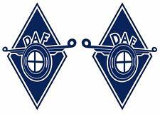 DAF Camion Autocollants/sticker
