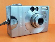 Canon IXUS V -  2.1 MP Digital Camera - Silver