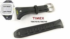 Timex Ersatzarmband T5K743 & T5K745 Ironman Run Trainer 2.0 GPS - 23/35 mm Band