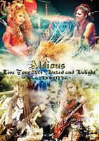 Aldious Live Tour 2014 Dazed and Delight Live at CLUB CITTA' F/S w/Tracking# NEW