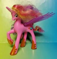 My Little Pony Princess Cadance Wedding Day Light Up Wings Talking Hasbro - 2011