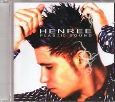 Henree - Plastic Sound (2003 CD) Enhanced CD Album Includes 2 CD Rom Videos